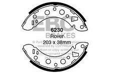# 6230 EBC REAR Brake Shoes fit TRIUMPH TR7