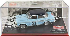 Simca Aronde #211 Monte Carlo 1959 Thomas 1:43 Altaya