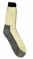 Heavy Weight Natural Thermal Boot Socks - One Size - Extremely Warm And Cozy