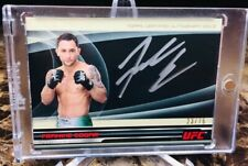 2013 Topps UFC/Knockout ~ FRANKIE EDGAR (#23/75)~(FULL-CONTACT) SILVER INK AUTO!