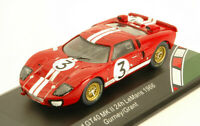 Model Car Scale 1:43 Cmr The Mans Racing Ford GT40 Mkii diecast MK2 Rally