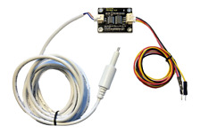 Water Quality TDS Sensor with DIN rail mount, Analog Signal, Extended Cables