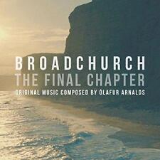 Ólafur Arnalds - Broadchurch - The Final Chapter (NEW CD)