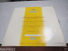 33 TOURS BEETHOVEN CONCERTO N° 4 POUR PIANO ET ORCHESTRE EN SOL MAJEUR OP 58 K *