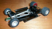 VINTAGE RUSSKIT 1/24 SCALE SLOT CAR ROLLING CHASSIS