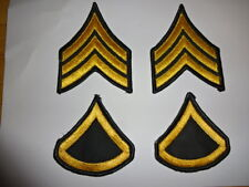 8 US ARMY patch Set DCU Desert Uniform Konvolut 2nd ACR Stryker SGT RUSSELL Flag Funsport Bekleidung & Schutzausrüstung