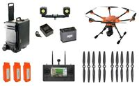 Yuneec H520-CGOET Bundle H520 Commercial sUAS Drone w/ Thermal Camera YUNH5ET