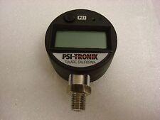 PSI Tronix Digital Pressure Gauge PG5000, Working Condition