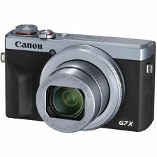 Canon PowerShot G7 X Mark III Digital Camera (Silver) 3638C001