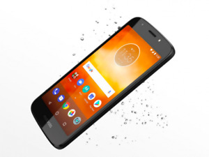 Motorola Moto E5 Play MetroPCS 16GB Gold Smartphone