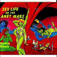 SEX LIFE ON THE PLANET MARS (Fredric Brown/1st Limited/SIGNED Charles Willeford)