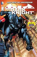 AUSWAHL = BATMAN THE DARK KNIGHT ab Heft 1 - 10 NEUE DC UNIVERSUM ( Panini ) NEU