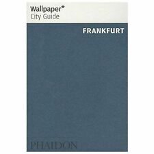 WALLPAPER CITY GUIDE FRANKFURT 2014 - NEW PAPERBACK BOOK