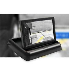 "4.3"" Auto Kfz LCD Bildschirm Monitor Für Rückfahrkamera Klappbar TFT Display"