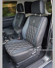Mitsubishi Shogun / Pajero Tailored Seat Covers SWB LWB Waterproof Fronts only