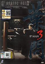 DVD CHINESE MOVIE IP MAN 3 ENGLISH SUBTITLES REGION ALL