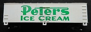 Life-Like Peters Ice Cream Carriage