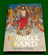 Articles of Faith by Russell Brand (Hardback, 2008)