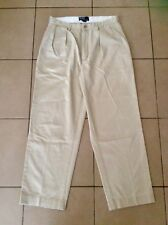 Polo by Ralph Lauren    Andrew Pant    Chino Pants     L/Beige     Size (32) ~34