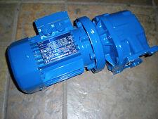 Bonfiglioli BN63A4  62Hz 440-480 VY 0.45- 0.47A  Gear Motor