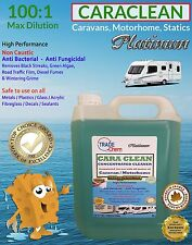 CaraClean Caravan Concentrated Cleaner Biocide 1:100 5L