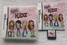 BRATZ KIDZ PARTY NINTENDO DS V.G.C. FAST POST ( family/kids game & complete )