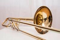 Adams TB1 Tenor Posaune Trombone Tromba wie Bach 42 Conn 88h Shires Rath Holton