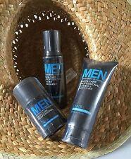 Markenlose Gesichtspflege-Produkte für Herren
