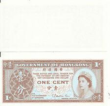 Hongkong / HONG KONG - 1 Cent 1971 UNC - Pick 325b