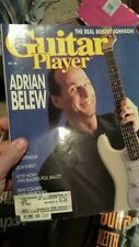 Guitar Player magazine September 1990  don everly ADRIAN Belew free usa ship
