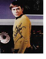 "Walter Koenig Star Trek ""Chekov"" Hand Signed in Person Autographed Rare W/ COA"