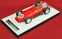 HAWTHORN's 1957 #10  FERRARI 801 at ENGLISH GP - TM18-151B 1/18 Limited Ed. 160