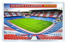 VICENTE CALDERON STADIUM MADRID MOD3 FRIDGE MAGNET SOUVENIR IMAN NEVERA