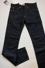 JEANS EDWIN HOMME ED 80 SLIM  (dark blue-rinsed)   W30 L32 VAL 100€