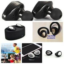 Twins Auricolari Bluetooth 4.1 Stereo Sport Headset Cuffie Wireless  iPhone