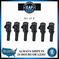For 2000-2003 S-Type 3.0L V6 Set Of 6 Direct Ignition Coil New