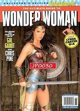 Entertainment Weekly Collectors Edition 2017, Wonder Woman, Brand New/Sealed