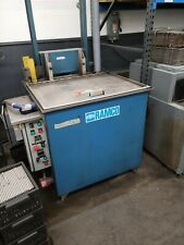 Ramco Cm36Ess Immersion Type Parts Washer Power Elevation & Cover