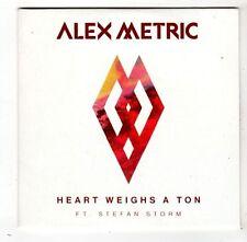 (FW814) Alex Metric, Heart Weighs A Ton ft Stefan Storm - 2014 DJ CD