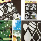 Removable Pvc Shop Window Decal Sticker Home Room Wall Decal Stickers Decoration