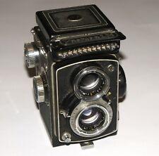 Yashica LM TLR Lens Medium Format Camera Yashikor 80 mm 3.5 WORKS EXCELLENT!