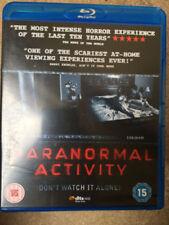 Películas en DVD y Blu-ray paranormal Blu-ray