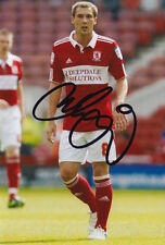 MIDDLESBROUGH Firmato a Mano Kevin THOMSON 6X4 foto.