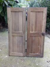 Vecchie porte per armadio