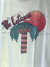 The Lotions - Vintage T-shirt - Austin Reggae Kings! - Tuesdays at Liberty Lunch