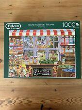 falcon jigsaw puzzles 1000 piece Sidneys Sweet Shoppe