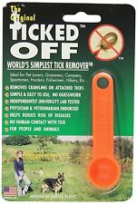 TICKED OFF worlds simplest tick remover  (Free Shipping)