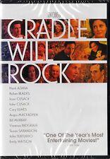 Cradle Will Rock (DVD, 2000) R Rated John Cusack, Bill Murray, Susan Sarandon