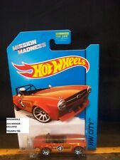 HOT WHEELS 2014 KROGER #4 -1 TRIUMPH TR6 AMER HW CITY