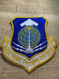 """Rare Vtg B-1B Bomber Strategic Air Command 70s 80s Patch USAF 3"""" Orig Aircraft"""